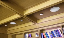 In-ceiling Surround Sound Speakers