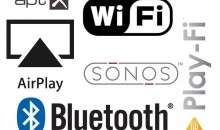 Bluetooth, AirPlay and Play-Fi Audio Streaming