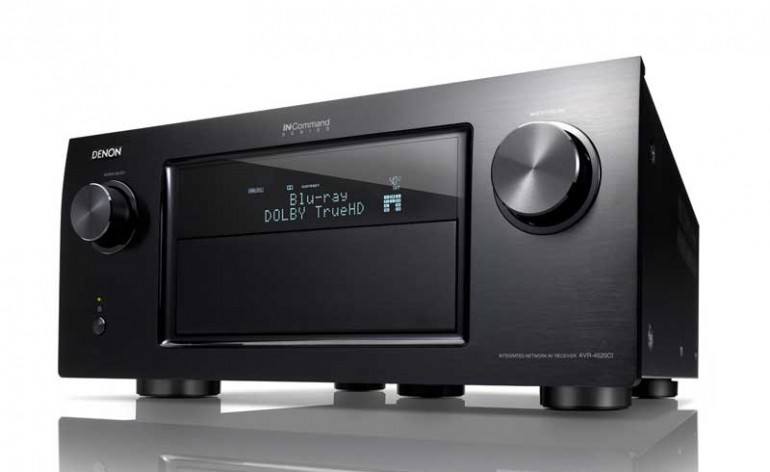 Choosing the best AV receiver