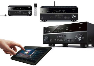 Yamaha RX-V x77 series receivers