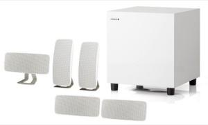 Jamo A 200 HCS 5 speakers