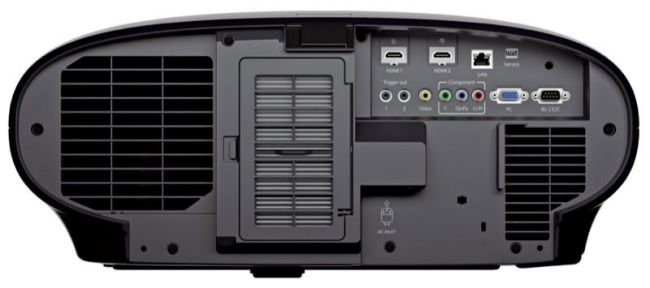 Epson LS10000 connections