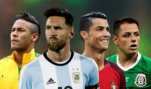 Watch 2018 World Cup Football on DISH Channel 540