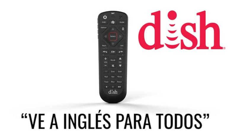 DISH Voice Remote Supports Spanish Commands
