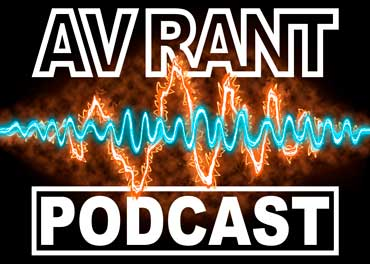 AV Rant podcast logo