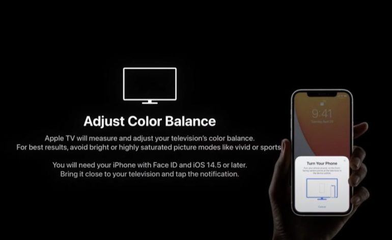 How to Calibrate Your Apple TV 4K with an iPhone